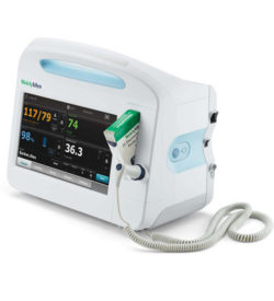 Connex Vital Signs Monitor 6300 with BP and SureTemp DG058010