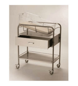 Novum Medical Bassinet Carrier with Drawer OB025803
