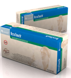 AccuTouch Latex Exam Gloves