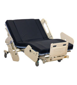 Burke Tri-Flex II Bariatric Bed