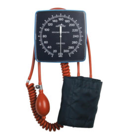 MDS9400LF Latex-Free Wall Mount Aneroid Blood Pressure Monitor