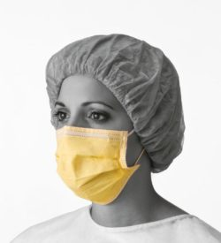 NON27110 Isolation Face Masks with Earloops
