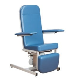 Recliner Series Hi-Lo Blood Drawing Chair | FR042305 | Furnishings / Phlebotomy Chairs
