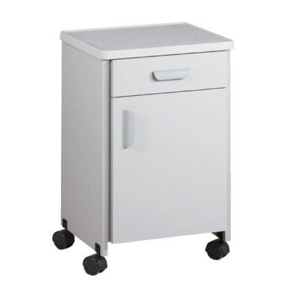 Signature Bedside Cabinet with Molded Top | FR012303 | Furnishings / Bedside Cabinets