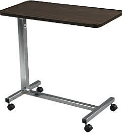 Drive Medical Non Tilt Top Over Bed Table
